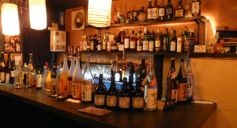 Vows Bar Izakaya run by Buddhist monks