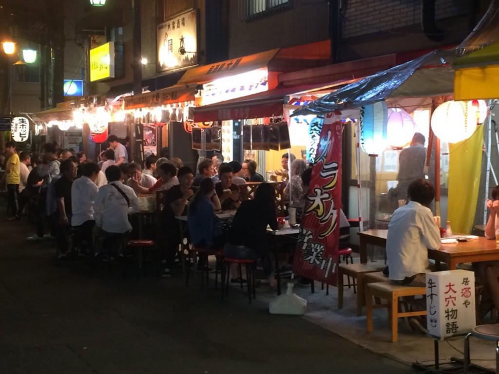 Asakusa restaurants