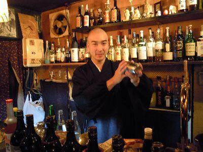 Vows bar izakaya tenu par des moines bouddhistes
