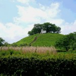"Walk, Walk and Learn about Japan's ancient times !   ""Kofun""Japanese ancient burial mounds  from 5th century to 7th century"