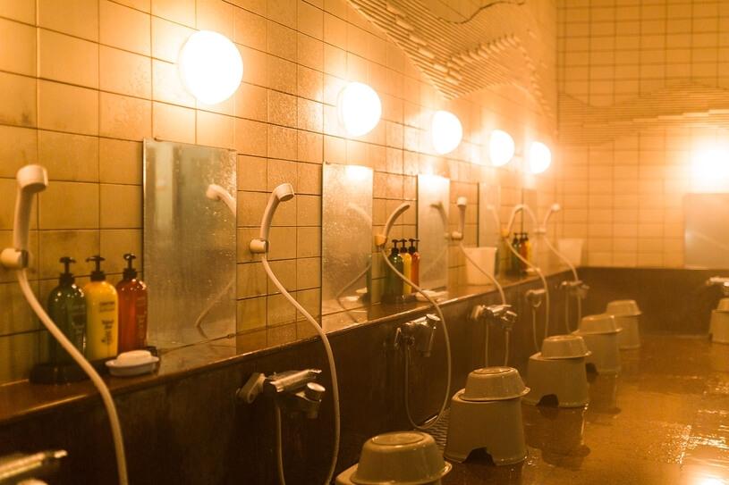 Sento public bathhouse