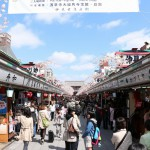 Let's visit three most famous shopping streets in Tokyo.
