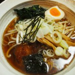 Vegetarian and Muslim friendly Ramen restaurants.