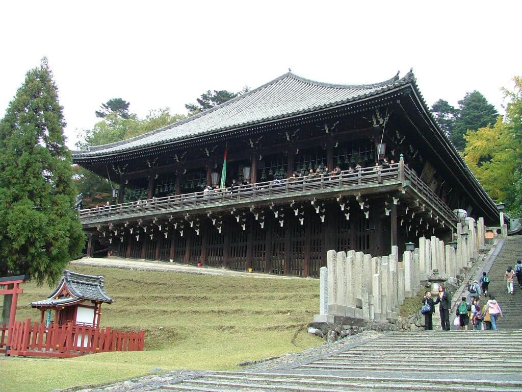 Todaiji Nigatsudo Nara