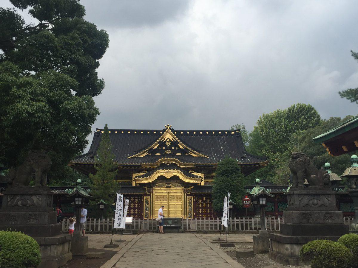 Toshogu Shrine Ueno
