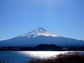 Mount Fuji Kawaguchi oishi park