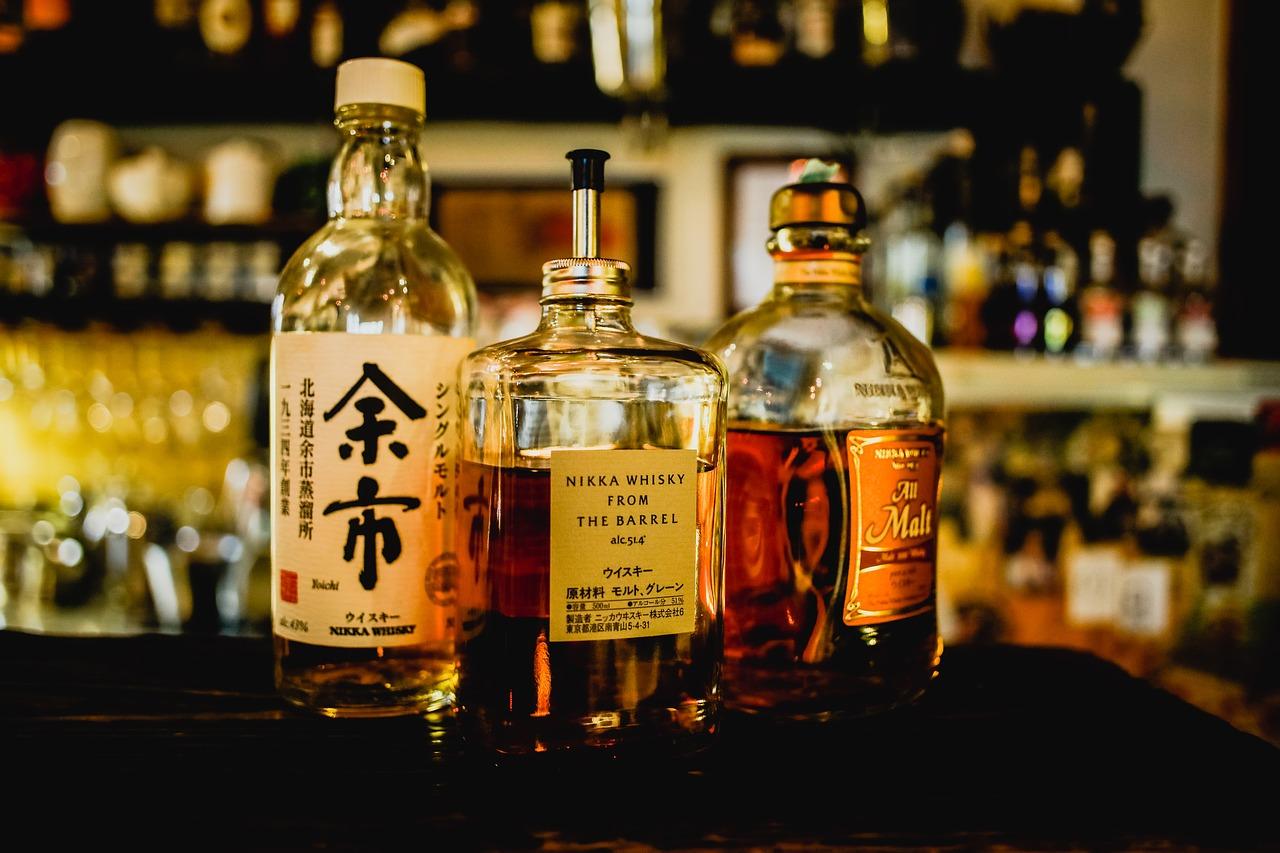 whiskey japan