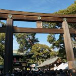 Hatsumode: Shrine and Temple Visit during New Year Holidays