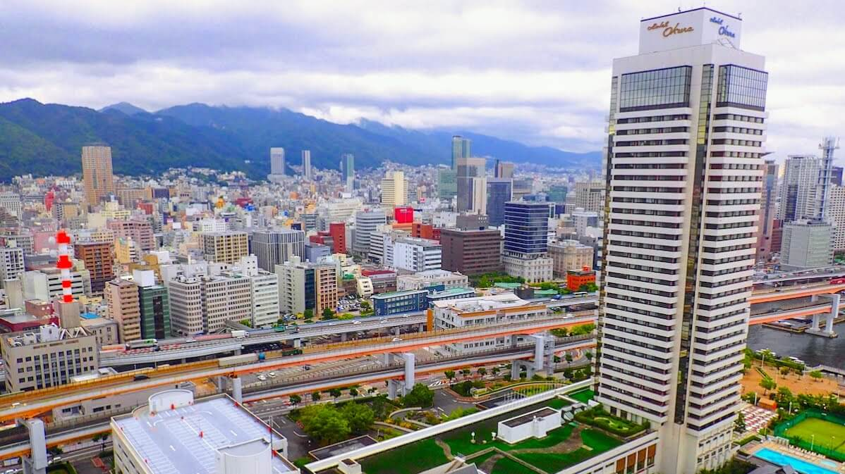 1 Day Trip To Kobe From Kyoto Or Osaka Suggested Itinerary Japan Et Ticket Tower Adult The Worlds First Building Feature A Pipe Structure It Was Nicknamed Steel Beauty As Result Of Its Unique And