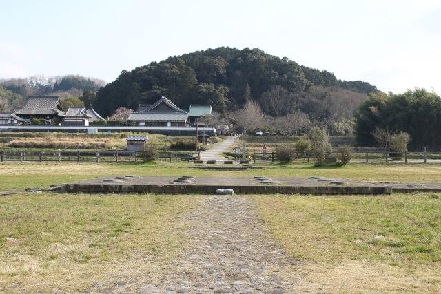 Asuka landscape