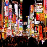 Let's Enjoying Tokyo's nightlife! 6 things to do in Tokyo!
