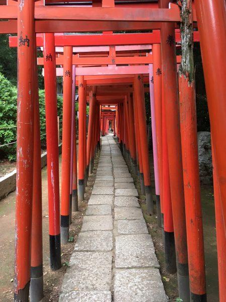 Nezu-Shrine