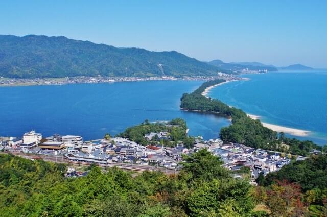Amanohashidate bridge
