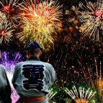 The best 5 fireworks around Tokyo in summer.