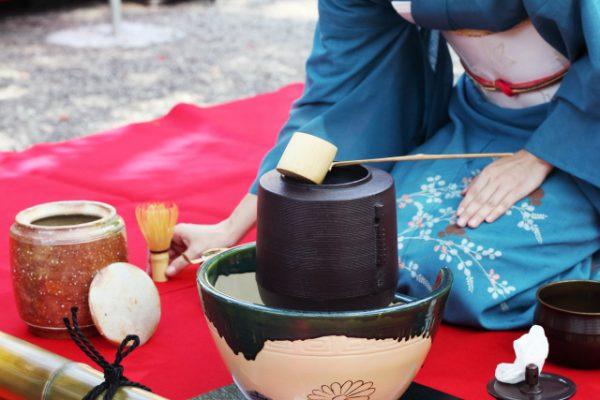 Japanese style sado