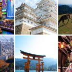 7 Days Suggested Itinerary in Kansai region (Kyoto, Osaka, Nara, Kobe, etc), Japan