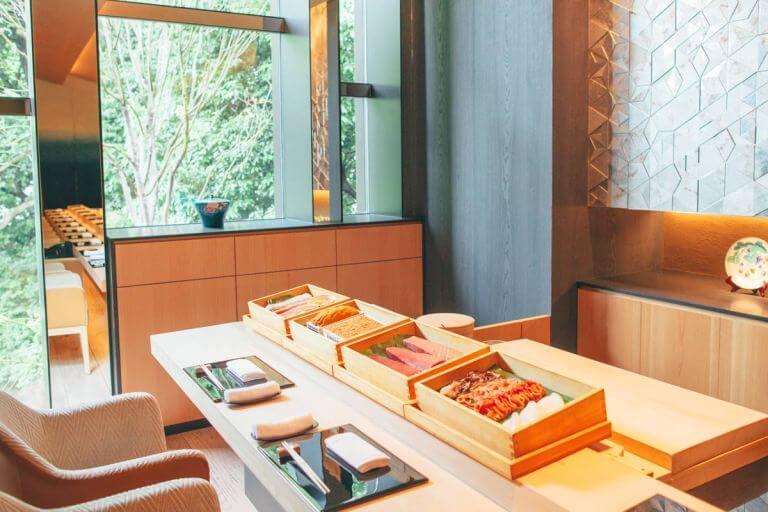 sushi Wakon Kyoto