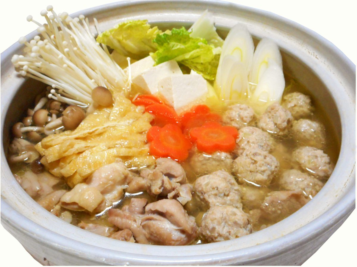 Chanko hotpot - sumo food