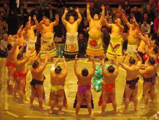 Sumo Grand Tournament
