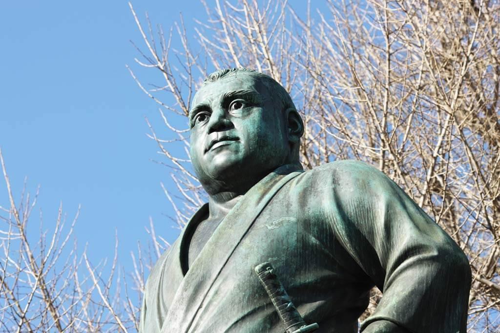 Saigo Takamori Ueno