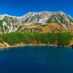 Japan's Three Sacred Mountains