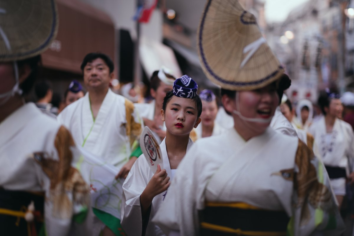 Kagurazaka Matsuri Festival
