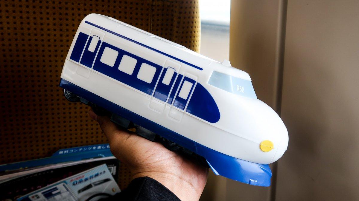 Shinkansen bentobox