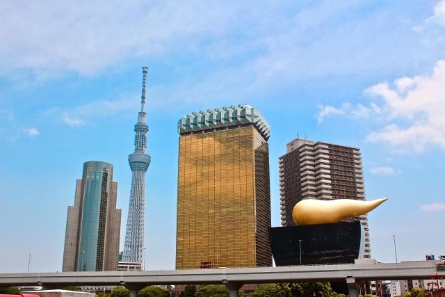 asahi beer building asakusa