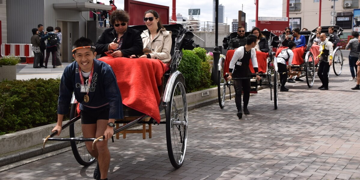 Rickshaw Ride, Asakusa, Sensoji Temple, Tokyo, Family Friendly Destination in Japan, Asakusa Kingyo, Nakamise Street, Sumida River