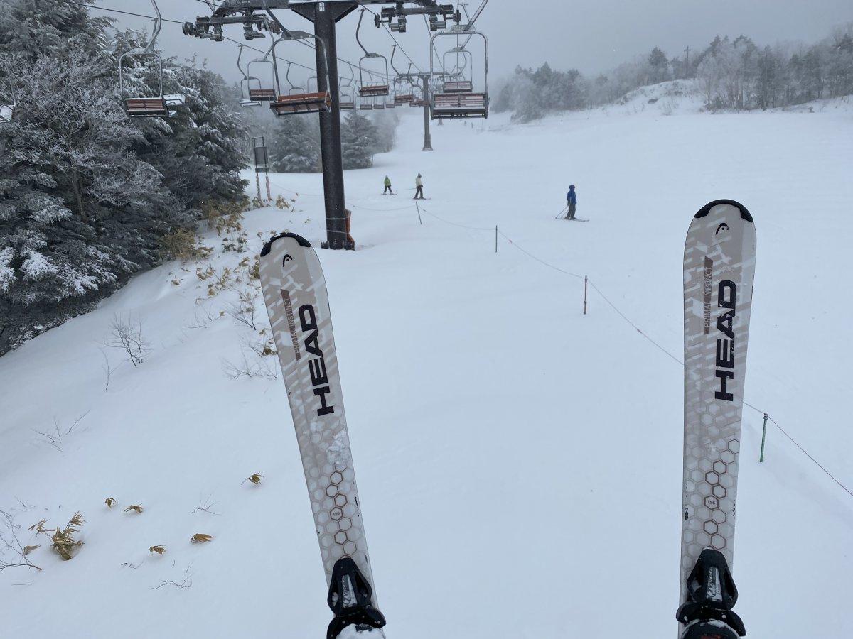 Shiga Kgen Ski