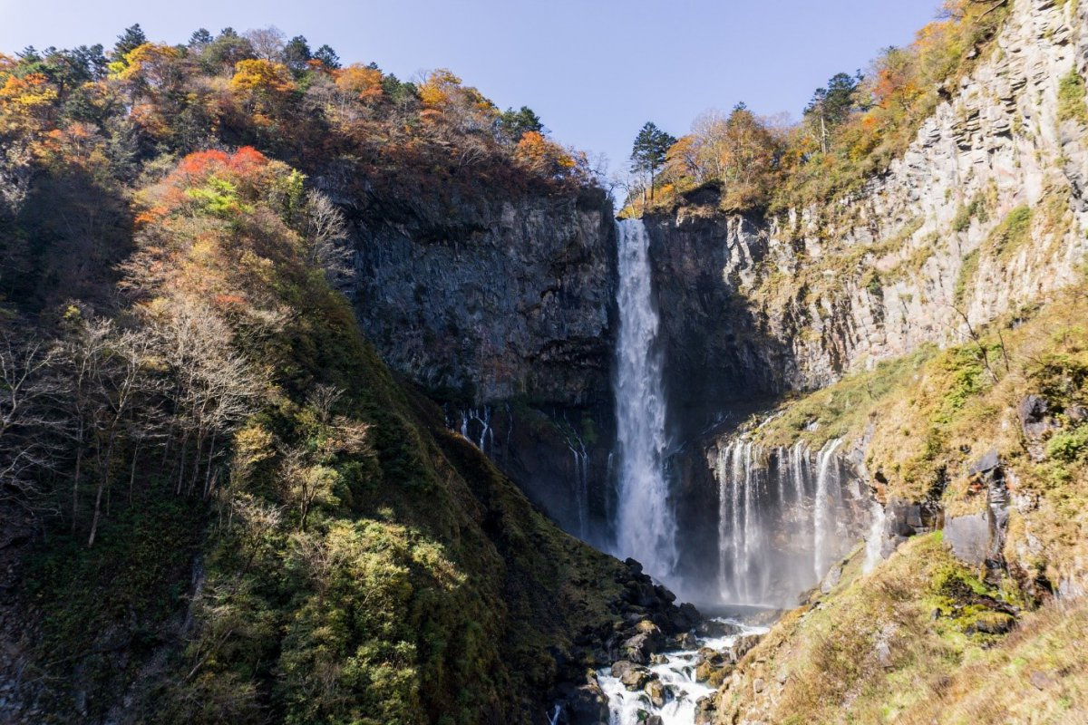 Kegon Waterfall Nikko