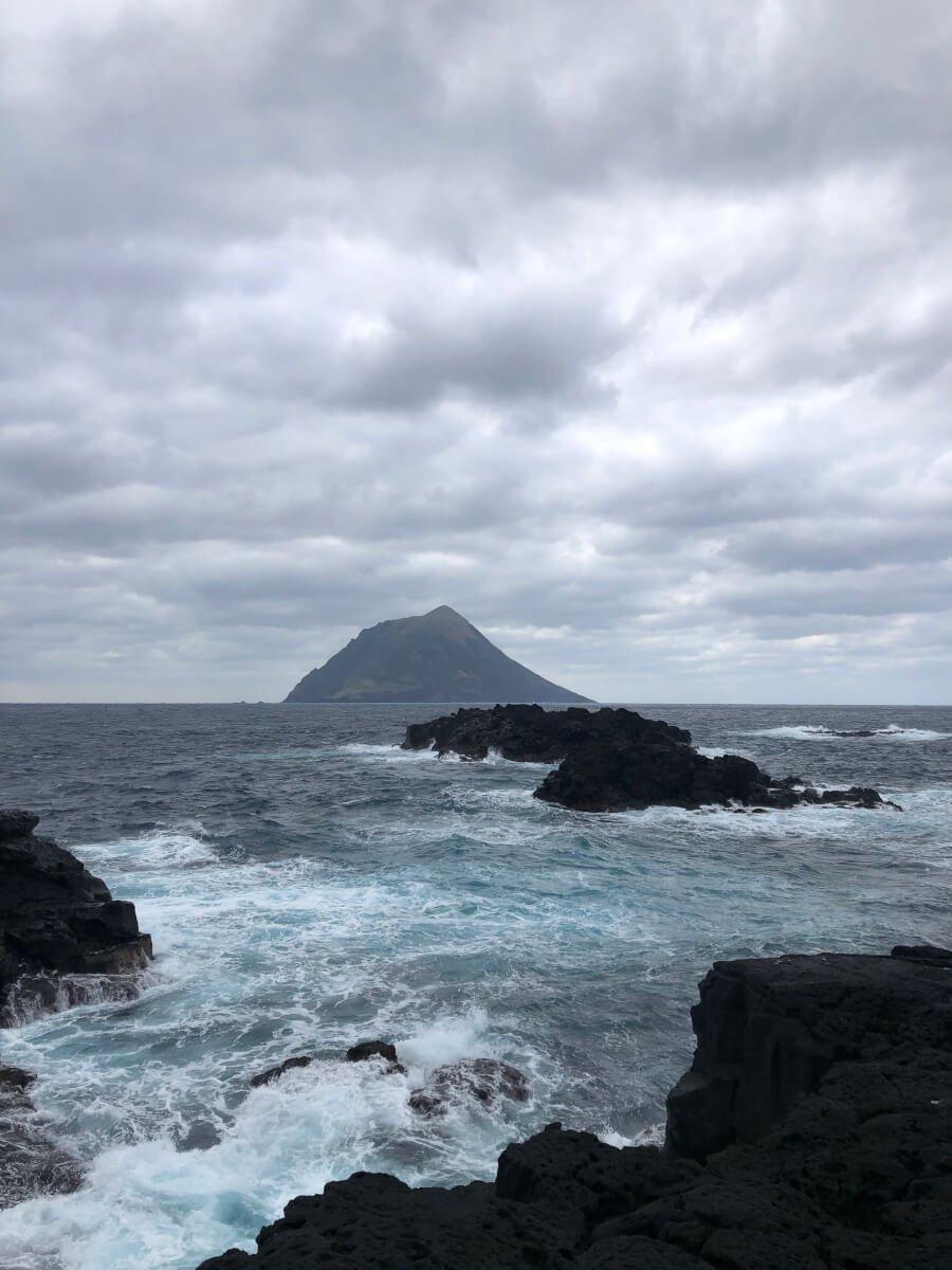 Île Hachijojima de Mehdi Fliss
