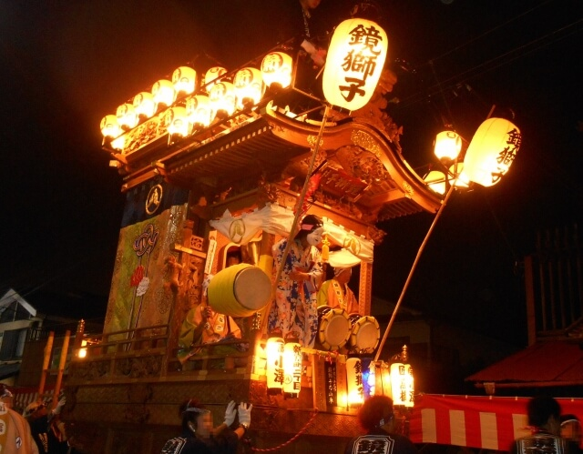 Kawagoe festival