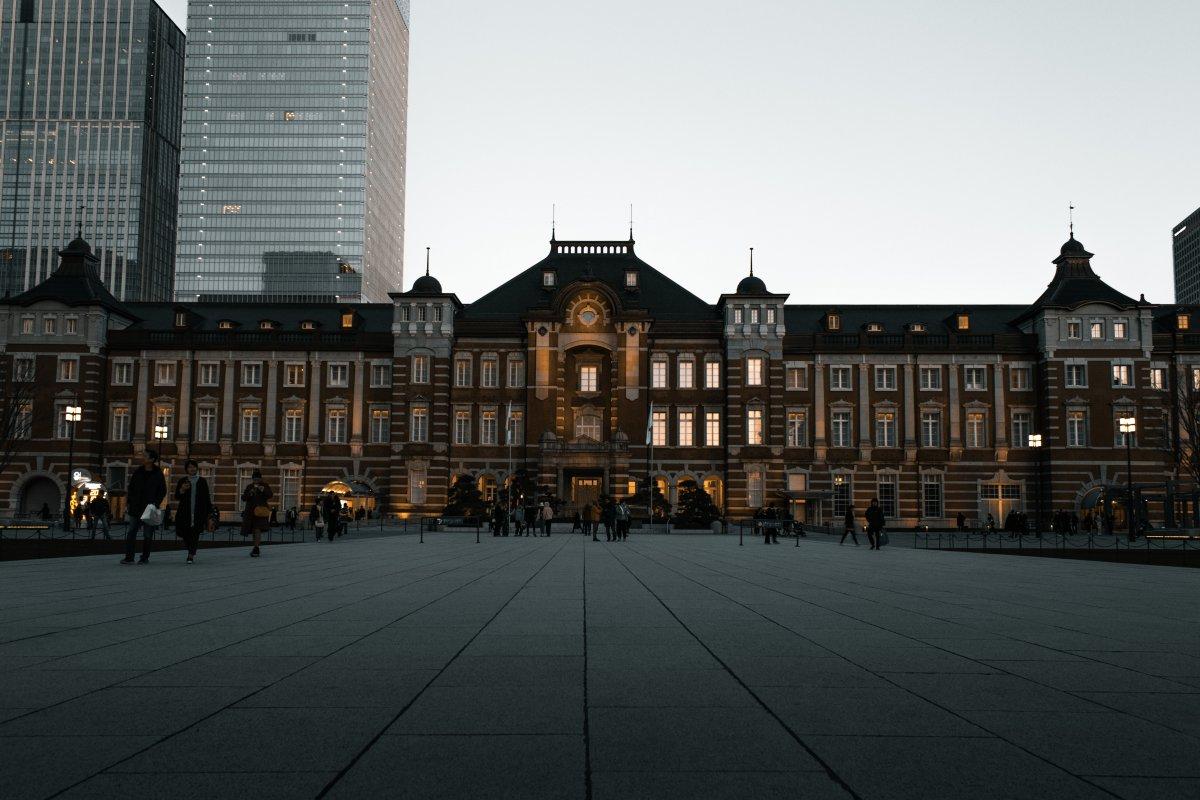 Tokyo Station Marunouchi