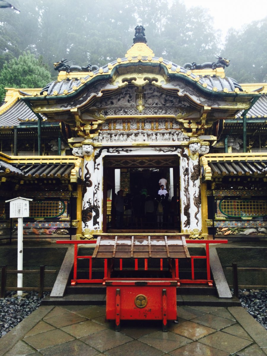 Toshugo Shrine Nikko
