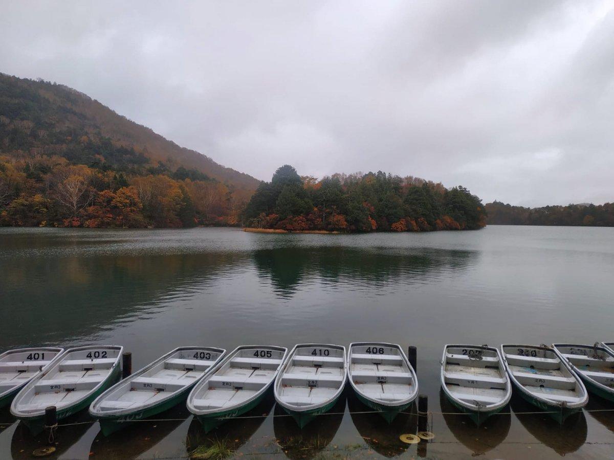 Yuno Lake Nikko