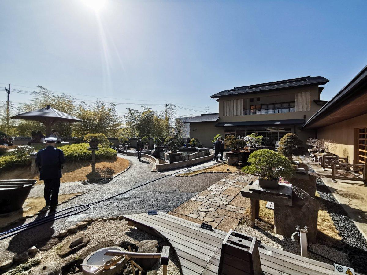 Saitama Omiya Bonsai Art Museum