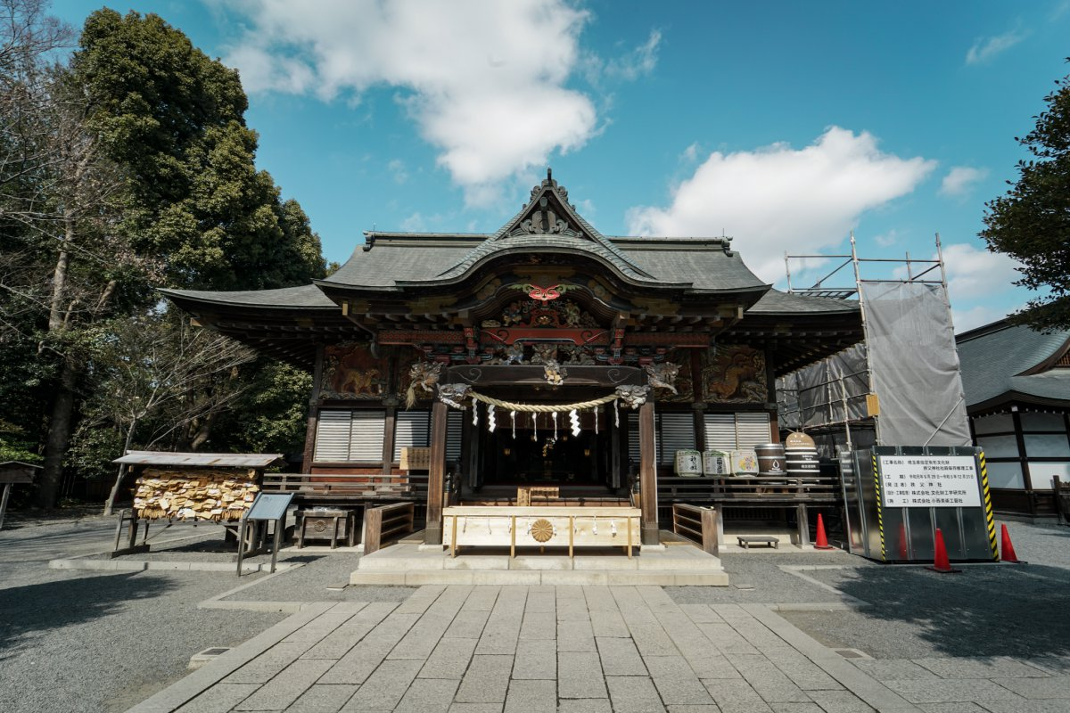 Saitama Chichibu Shrine