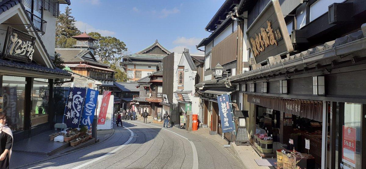 Chiba, Sawara town