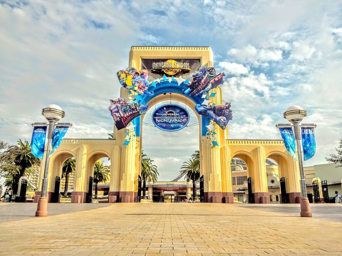 USJ, Osaka, family Freindly Itinerary, Family Friendly Destination