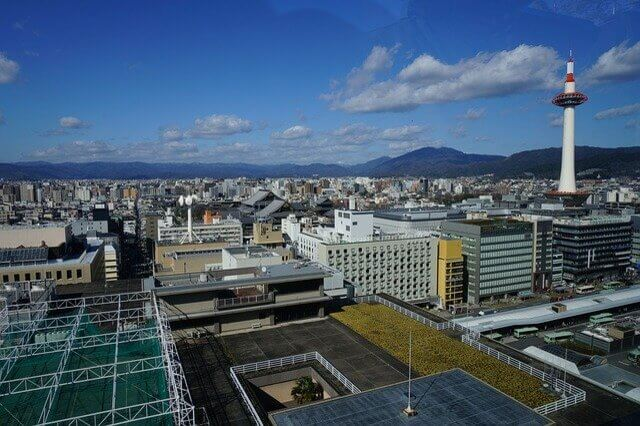 Places to visit near Kyoto Station