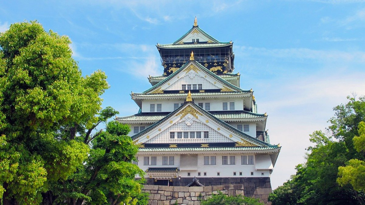Osaka Castle 3