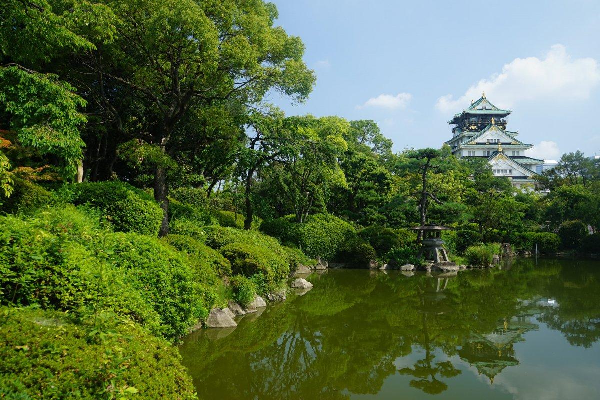 Osaka Garden Castle