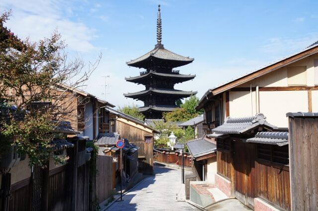 Yasaka Pagoda Higashiyama Kyoto