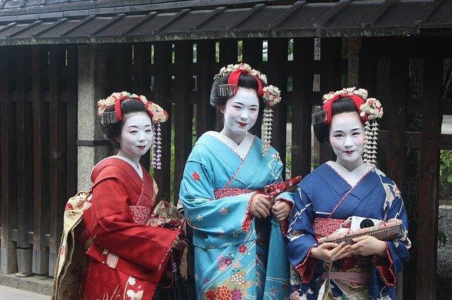 Kyoto Maiko Geisha