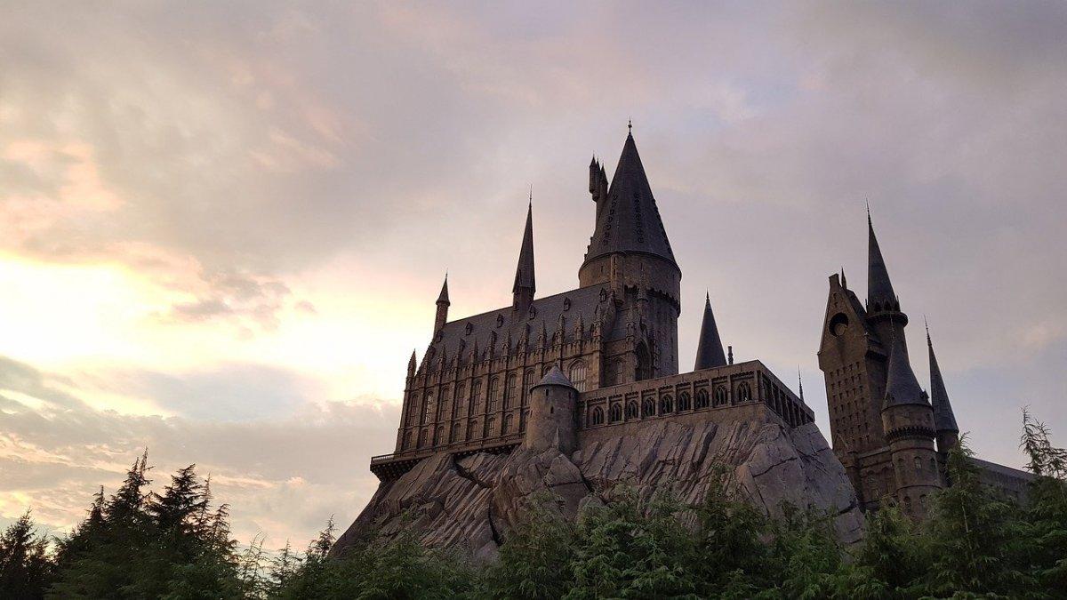 USJ Hogwarts Osaka
