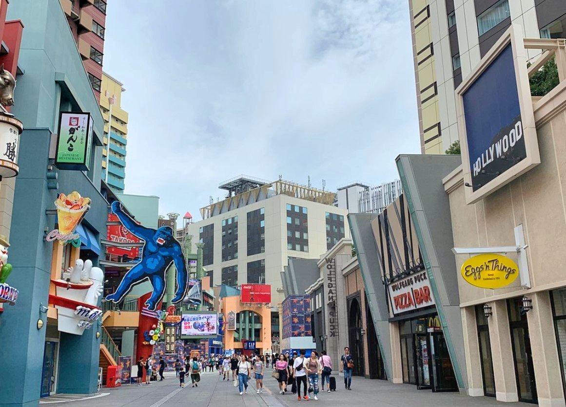 Osaka Bay Area Universal City Walk