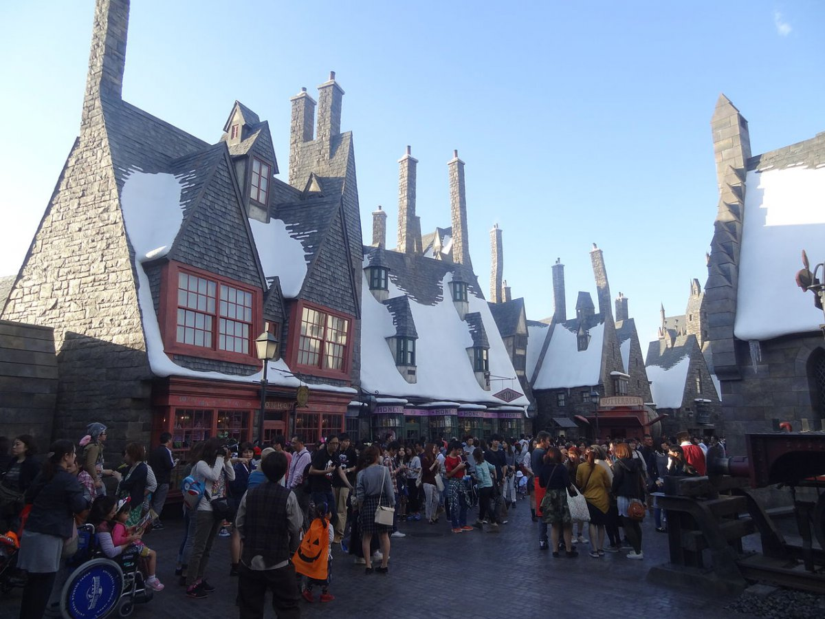 Universal Studio Japan, Family Friendly Itinerary, Family Friendly Destination, Osaka