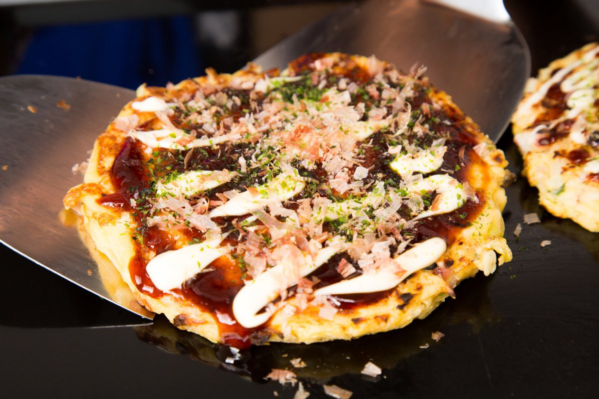 What to eat in Japan, Okonomiyaki