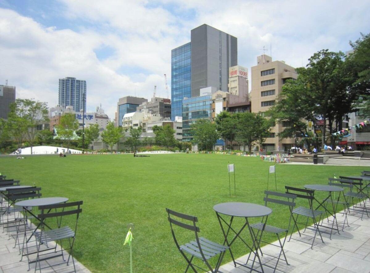 Ikebukuro park